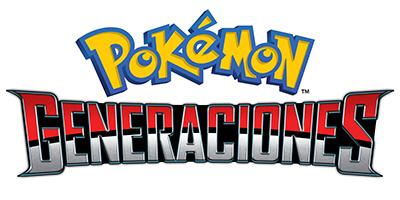 Logo Pokémon Generaciones