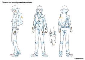 Pokémon Generaciones