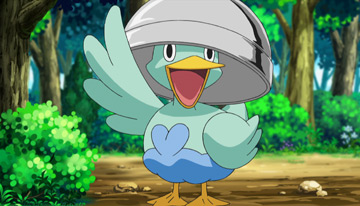 Temporada 14, episodio 20: ¡Bailando con el Trío de Ducklett!