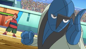 Temporada 14, episodio 41: ¡Corazones y furia en el Combate de Club!