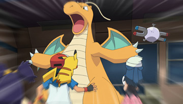 Temporada 15, episodio 41: ¡Iris y el Dragonite solitario!