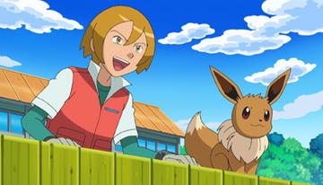 Temporada 16, episodio 5: ¡El equipo Eevee y la Brigada de rescate Pokémon!