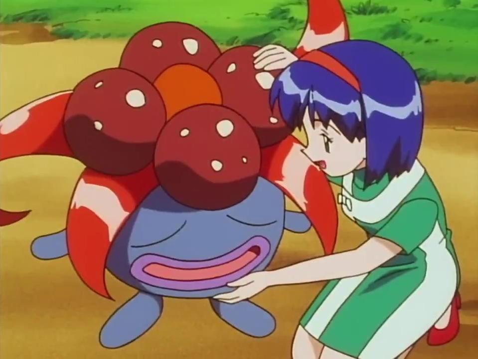 Temporada 1, episodio 26: ¡Aromas Pokémon!
