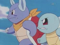 Temporada 2, episodio 25: La guerra de agua Pokémon