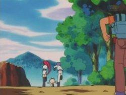 Temporada 4, episodio 35: Wobbuffet, el Pokémon descarriado