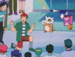Temporada 4, episodio 44: Natu, el Pokémon adivino