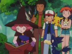 Temporada 5, episodio 32: ¡Hocus Pokémon!