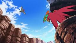 Temporada 17, episodio 36: ¡Combates en el aire!