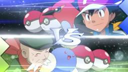 Temporada 18, episodio 9: ¡Los Pokémon de tipo Planta más verdes del hogar!