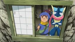 Temporada 19, episodio 6: ¡La leyenda del héroe ninja!
