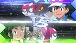 Temporada 19, episodio 26: ¡A Full Strength Battle Surprise!