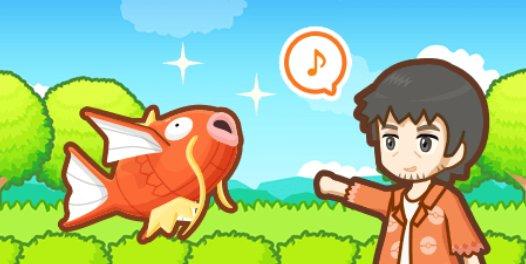 Evento 10 - ¡Aúpa, Magikarp! - Magikarp Jump