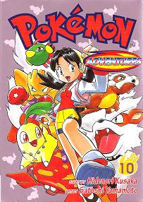Pokémon Adventures - Volumen-10