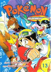 Pokémon Adventures - Volumen-13