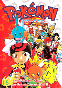 Pokémon Adventures - Volumen-15