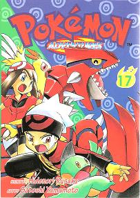 Pokémon Adventures - Volumen-17
