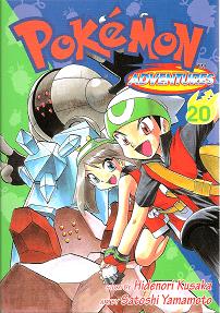Pokémon Adventures - Volumen-20