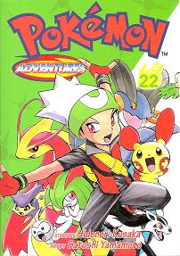 Pokémon Adventures - Volumen-22