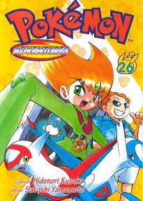 Pokémon Adventures - Volumen-26