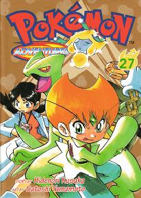 Pokémon Adventures - Volumen-27