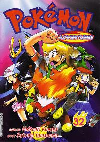 Pokémon Adventures - Volumen-32