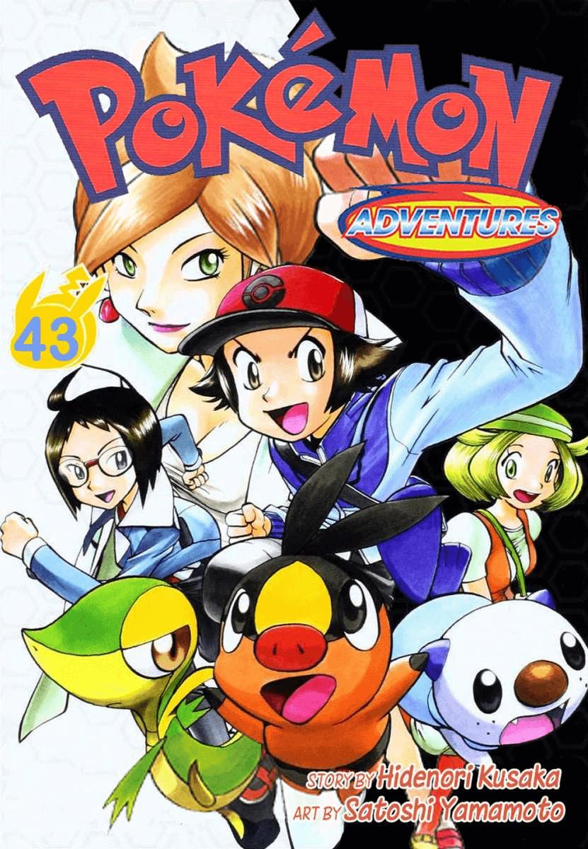 Pokémon Adventures - Volumen-43