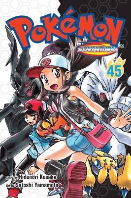 Pokémon Adventures - Volumen-45