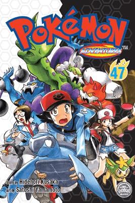 Pokémon Adventures - Volumen-47