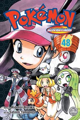 Pokémon Adventures - Volumen-48