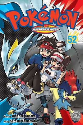 Pokémon Adventures - Volumen-52