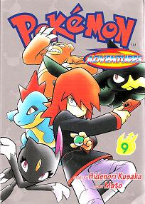 Pokémon Adventures - Volumen-9