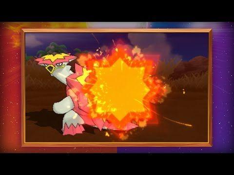 ¡Nuevo Pokémon, Turtonator, presentado en la Gamescom!