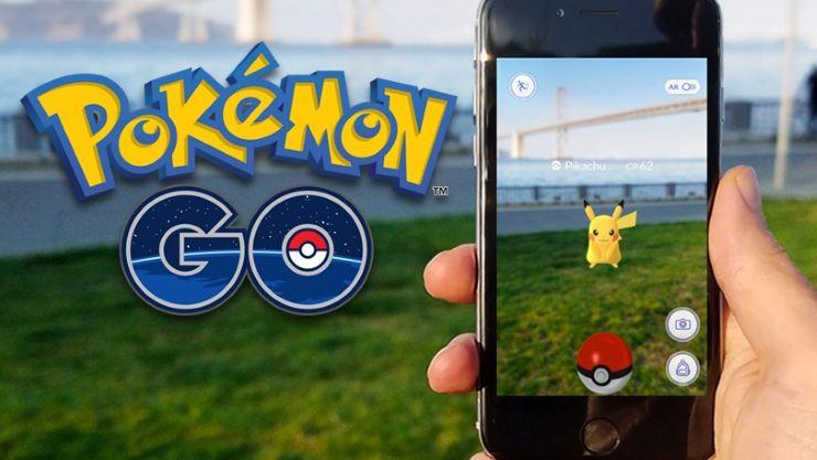 Pokémon GO se actualiza a la versión 0.39/1.9