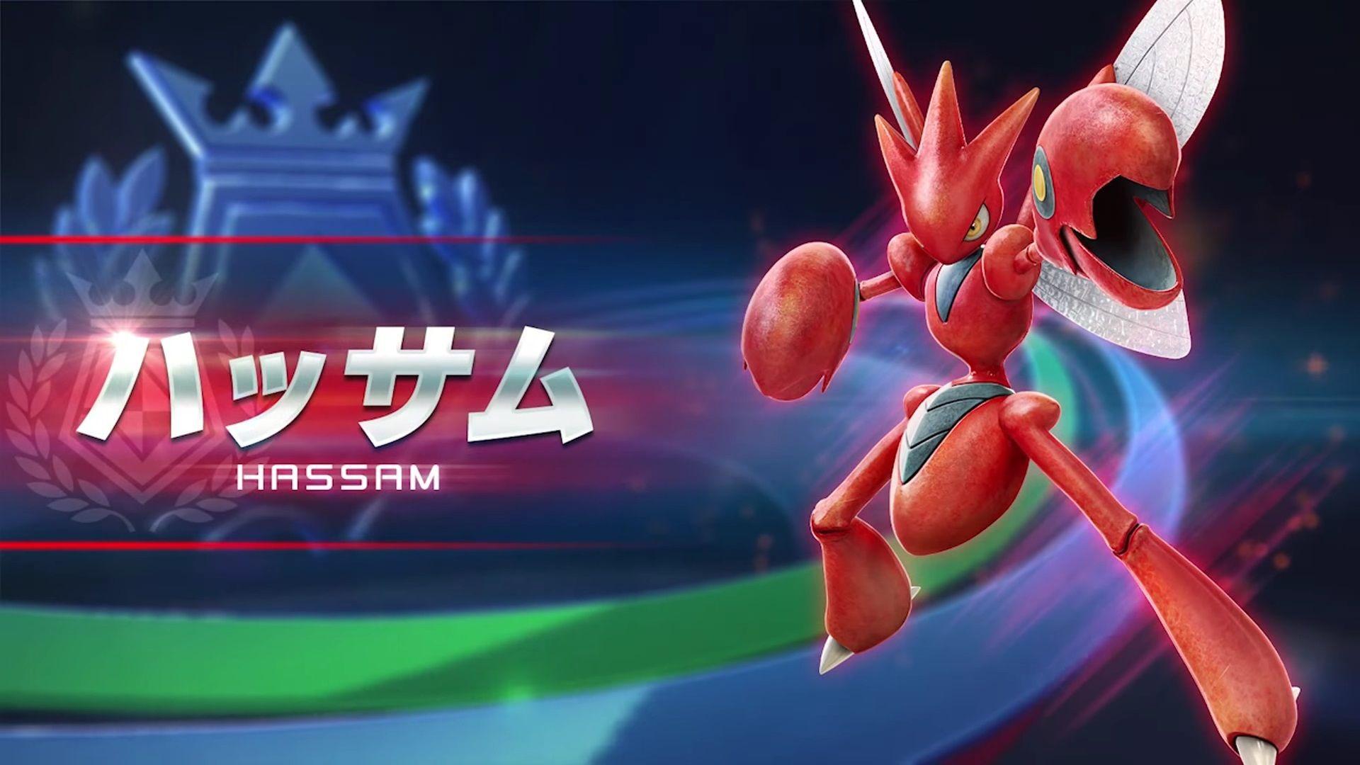 Scizor llegará a Pokkén Tournament el 20 de octubre