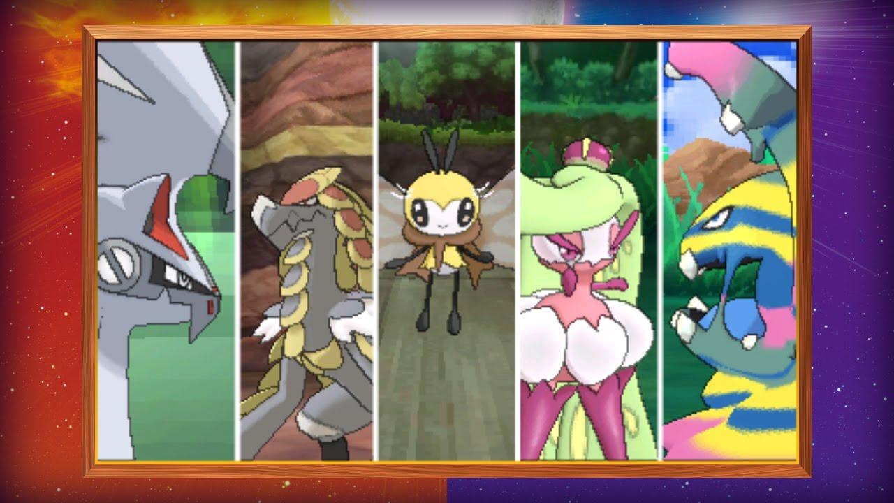 Trailer revela nuevos Pokémon y personajes de Sol y Luna
