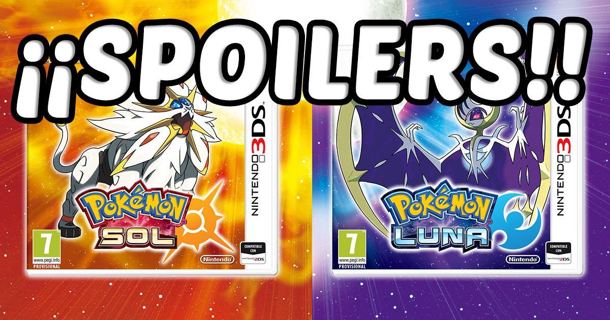 [SPOILERS] Filtrados TODOS los nuevos Pokémon