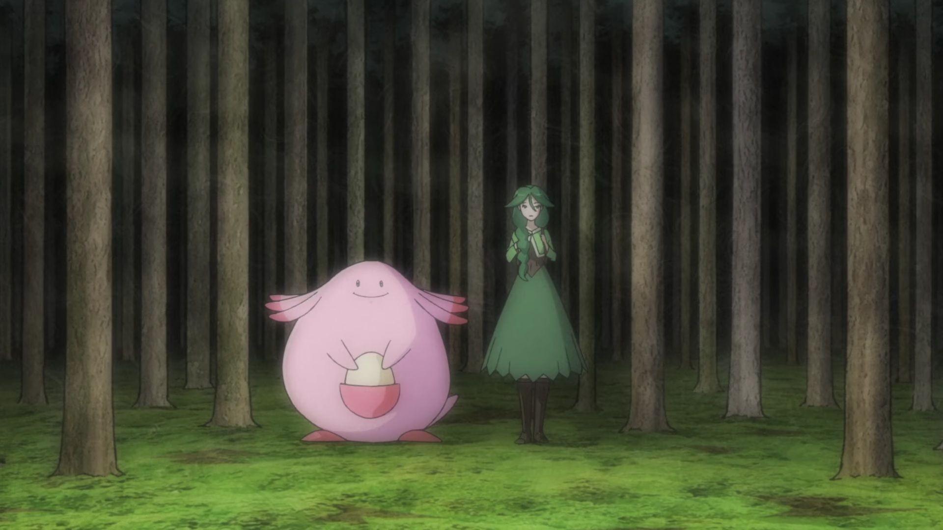 Episodio 10 de Generaciones Pokémon: La Vieja Mansión
