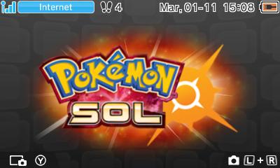 Pokémon Sol y Luna ya pueden ser pre-descargados