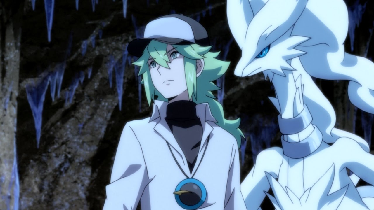 Episodio 15 de Generaciones Pokémon: El Regreso del Rey