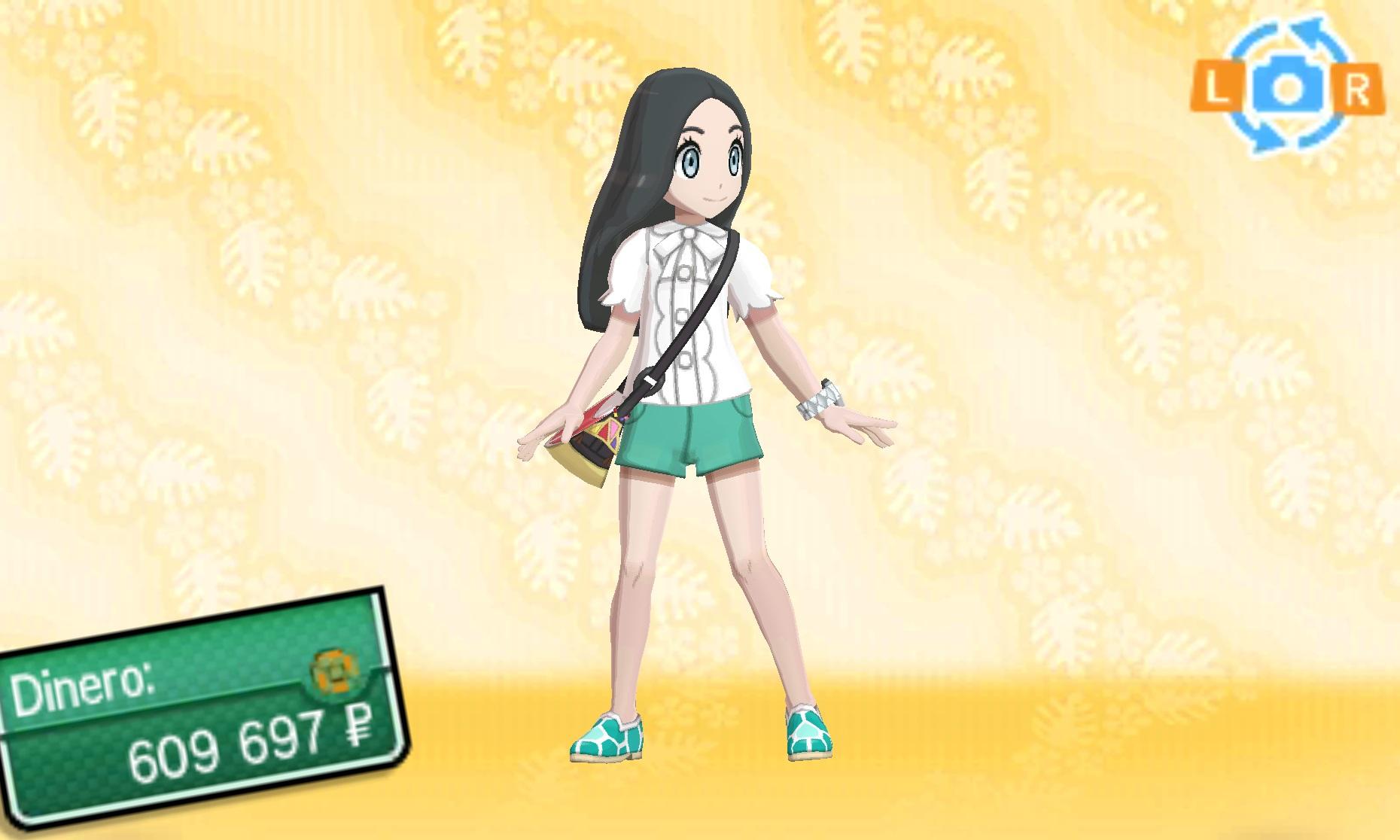 Listados completos de la ropa para Chico y Chica de Sol y Luna