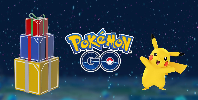 Detallado los Eventos de Navidad de Pokémon GO
