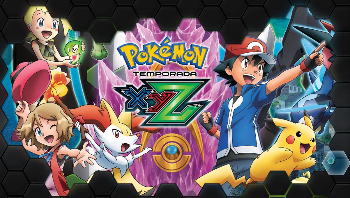 Pokémon la Serie XYZ regresa en Febrero a Latinoamérica