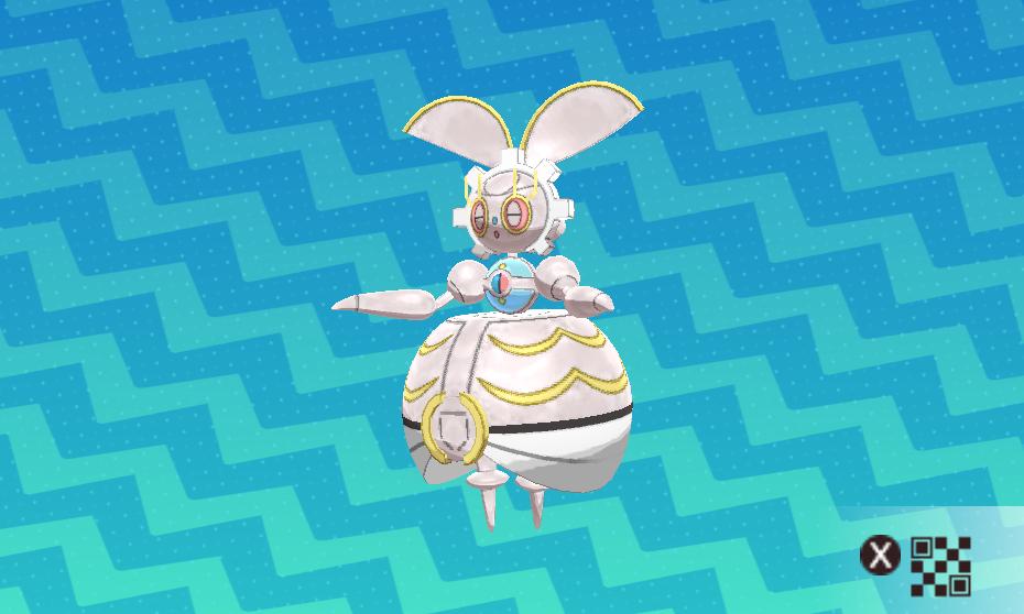 ¡Obtén a Magearna en Pokémon Sol y Luna!