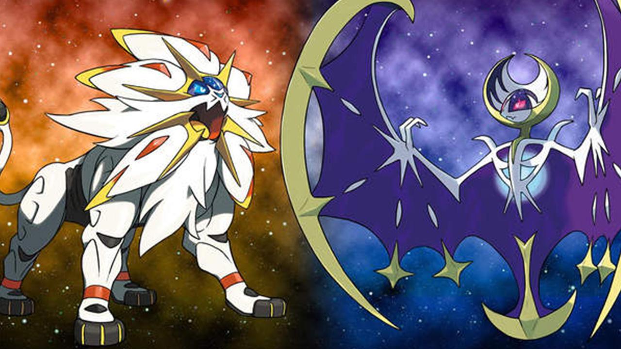 Escucha la música de Sol y Luna en nuestra Radio Pokémon
