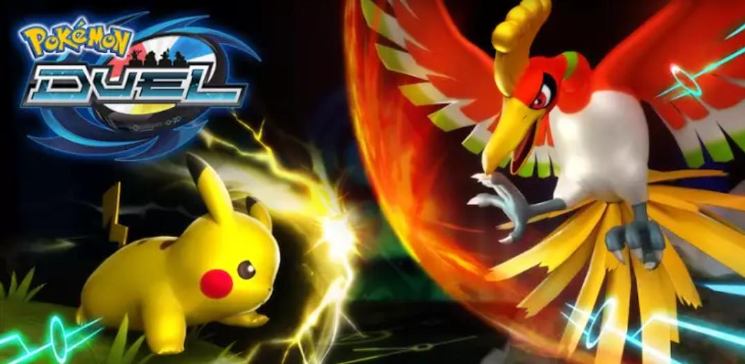 Llega Pokémon Duel para smartphones