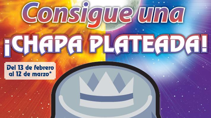 Consigue tu Chapa Plateada para Sol y Luna en GAME