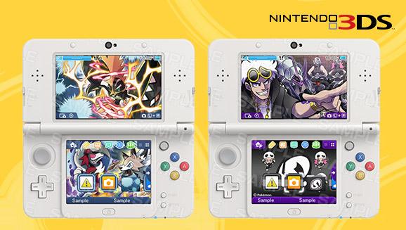 Descarga ya los temas para 3DS del Team Skull y Tapu Koko