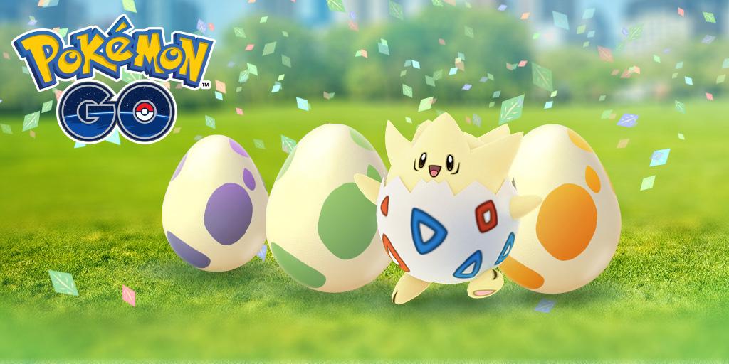 El Festival de Primavera de Pokémon GO