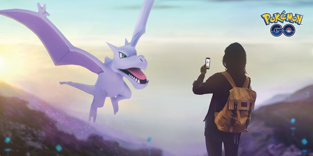 Semana de la Aventura de Pokémon GO, desde el 18 de mayo