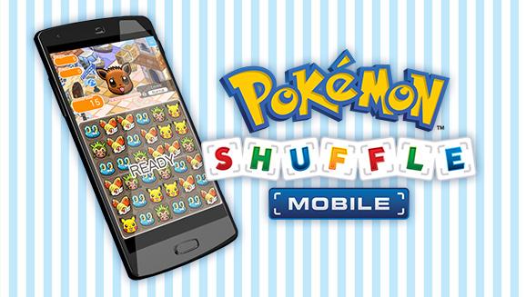 ¡Pokémon Shuffle Mobile gratis para móviles!